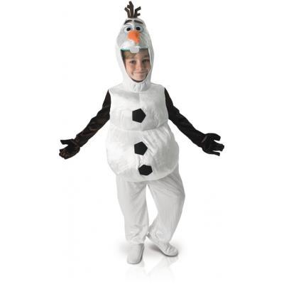 Costume Olaf La reine des neiges pour enfant - 5-7 ans