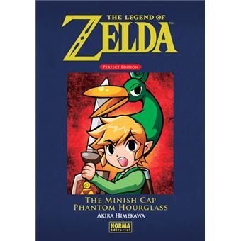 Legend of zelda perfect ed 3-minish