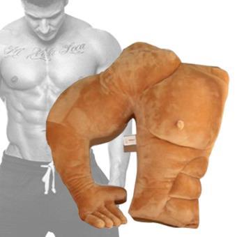 Coussin bras câlin en forme de torse musclé   Achat & prix | fnac