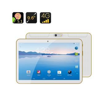 Tablette tactile téléphone android 5.1, écran 9,6 pouces bluetooth ...