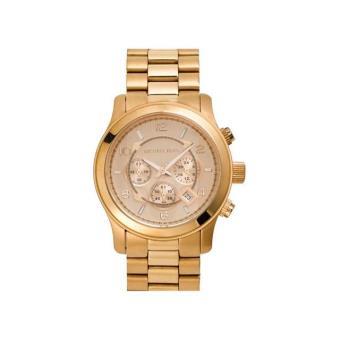 1714412bcef9 Montre femme Michael Kors MK8096  Runway  Rose Gold-Tone Watch - Montre  Femme - Achat   prix