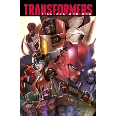 Transformers Till All Are One Volume 1