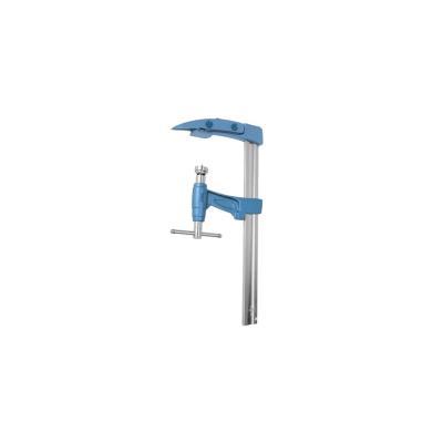 Serre-joint à pompe CHARPENTIER 60 cm section 35 x 8 mm saillie de 120 mm