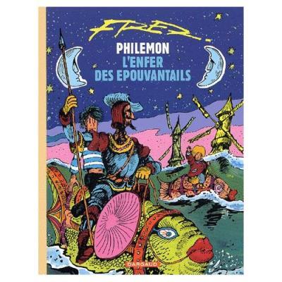 Philémon Tome 14 - L'enfer Des Épouvantails Fred