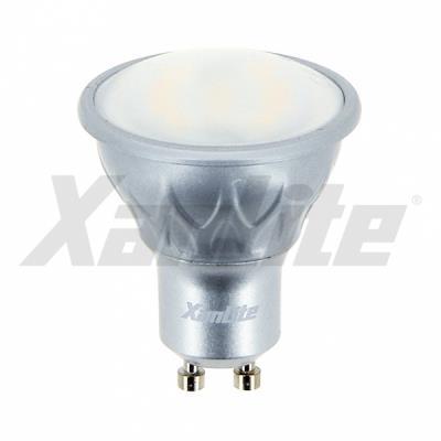 Pack de 2 Spots LED 345 Lumens Lumière Chaude 5.6W