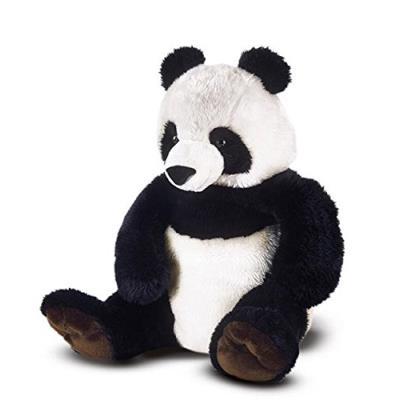 Plush&company - 05803 - peluche - yondo panda assis - 30 cm