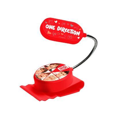 Lampe de chevet clip One Direction