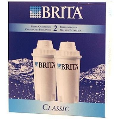 BRITA CARTRIDGES CLASSIC 2-PACK