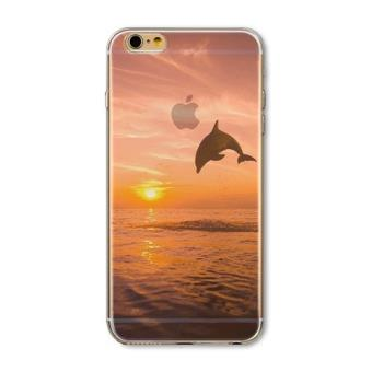 coque iphone 7 dauphin