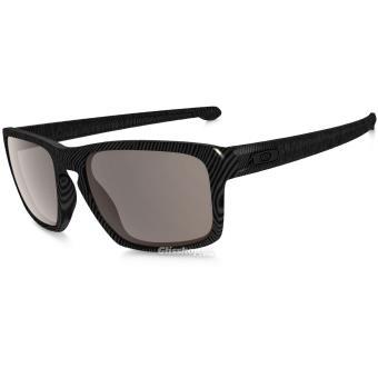 bf106131c136d9 Lunettes Oakley Sliver Fingerprint Dark Grey   Warm Grey - Lunettes - Achat    prix   fnac