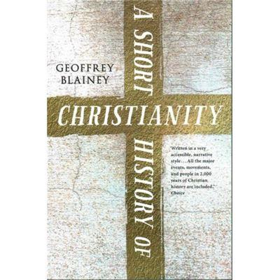 Short History Christianity