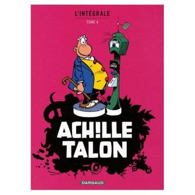 Achille Talon L'intégrale Tome 4 Greg