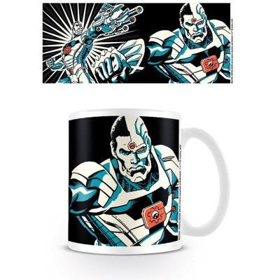 DC Comics - Mug Cyborg Colour