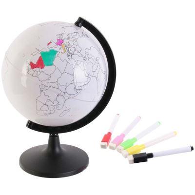 Jeux 2 Momes - Globe terrestre à personnaliser
