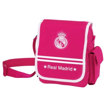 c32f92998f Real madrid - sacoche main ou bandoulière rose foot real madrid, Sac à dos,  bandoulière, Top Prix | fnac