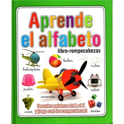 Aprende El Alfabeto - [Livre en VO]
