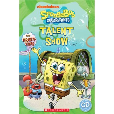 Spongebob Squarepants: Talent Show (Popcorn Readers) (Paperback)