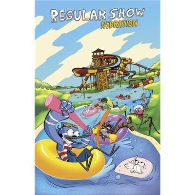Regular Show Ogn Vol 1: Hydration