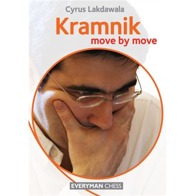 Kramnik: Move By Move (Paperback)