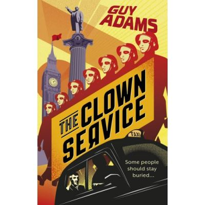 The Clown Service Guy Adams