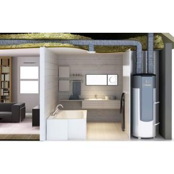 chauffe eau thermodynamique air extrait aeromax vmc 3. Black Bedroom Furniture Sets. Home Design Ideas