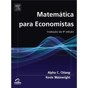 MATEMATICA PARA ECONOMISTAS  4ED