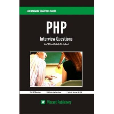 PHP Interview Questions You'll Most Likely be Asked - [Version Originale]