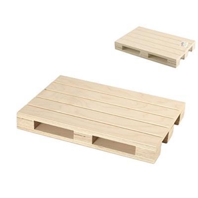 Home pallet planche à découper, 30 x 20 cm, bois