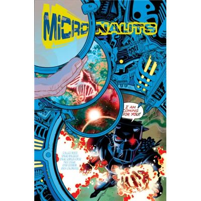 Micronauts Volume 1