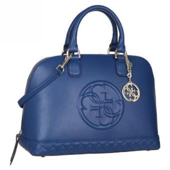 0ebeb45082 Guess sac a main 36 cm amy bleu femme, Sac, Top Prix   fnac