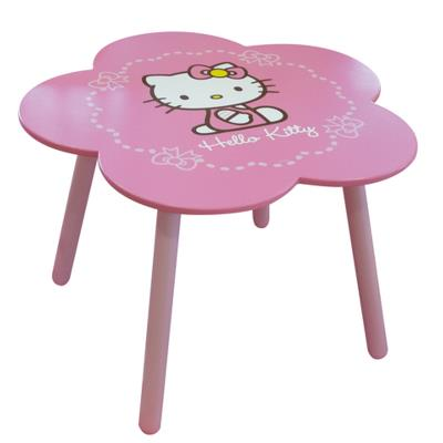 Table Fleur Bow Hello Kitty