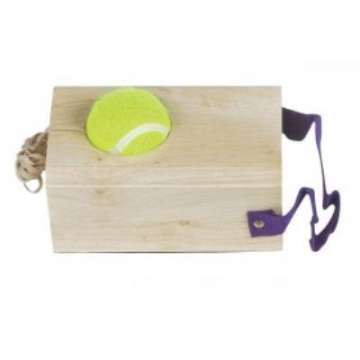 Ak sport - 0726084 - jeu de raquette - tennis trainer rubberwood - 1,2 kg