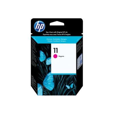 Les cartouches d'encre HP 11 sont des cartouches séparées, d'une seule couleur, pourvues de puces intelligentes intégrées. Elles sont un composant essentiel du kit encreur modulaire HP, produisant des gouttes d'encre ultra fines pour une qualité d'impres