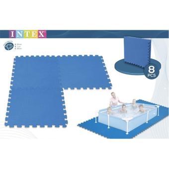 Intex 29081 tapis de sol modulable pour piscines hors sol - Toboggan pour piscine hors sol intex ...