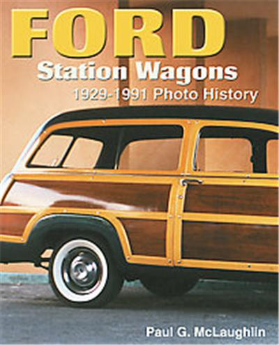 Ford Station Wagons, Photo History Series