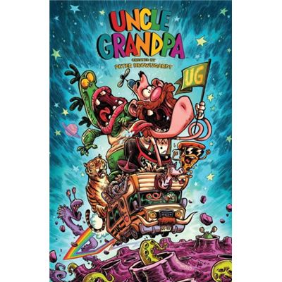 Uncle Grandpa Vol 1