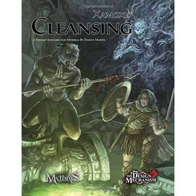 Xamoxis' Cleansing: A Fantasy Scenario for Mythras - [Livre en VO]