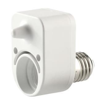 Douille De Lampe E27 Avec Detecteur De Mouvement 360 Equipements