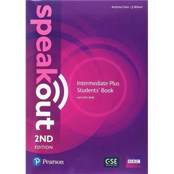 Speakout interm plus 2ed student pk