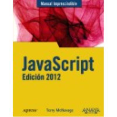 Javascript. Edición 2012 - Terry McNavage