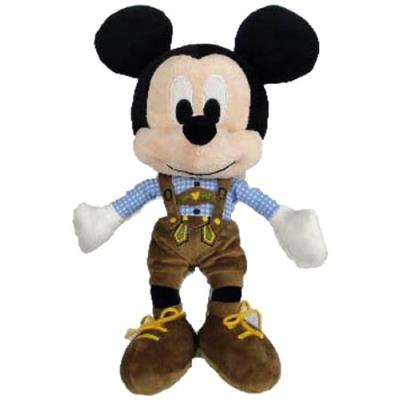 Disney peluche mickey bavarois - 25 cm