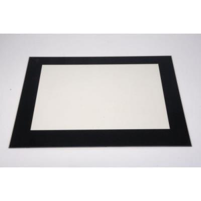 vitre inferieur 493x435 mm pour four whirlpool