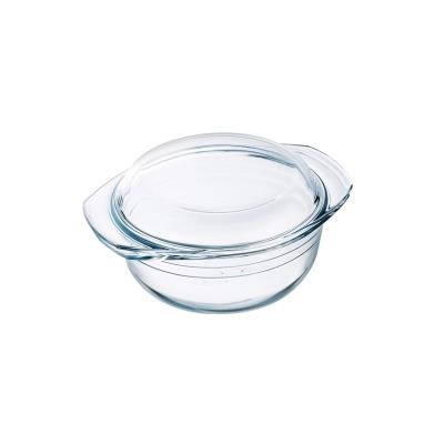 Cocotte ronde avec couvercle 1 L Arcuisine