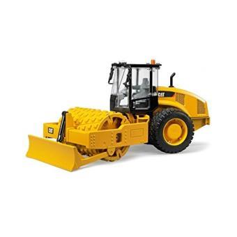 Rouleau compresseur caterpillar jouet bruder, Camion de