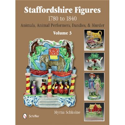 Staffordshire Figures 1780-1840 Volume 3 (Hardcover)