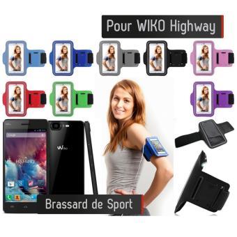 official images good out x get online Brassard Sport Wiko Highway (BLEU CIEL)