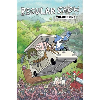 Regular Show Vol 1