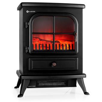 90 sur klarstein st moritz chemin e lectrique chauffante 1800w achat prix fnac. Black Bedroom Furniture Sets. Home Design Ideas