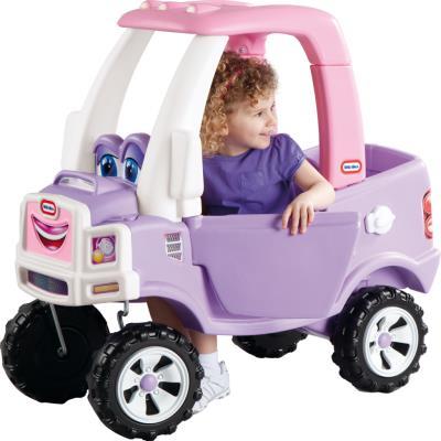 Little Tikes - Princess Cozy Truck - Véhicule Enfant