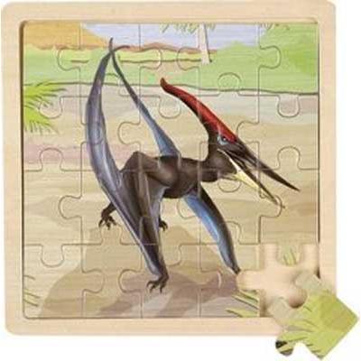 Wild Republic - Jouet en bois - Puzzle bois dinosaure - pteranodon